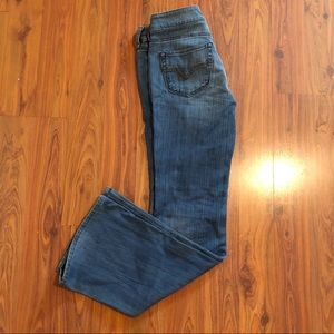 Diesel vintage louvely stretch wash jeans. Size 28